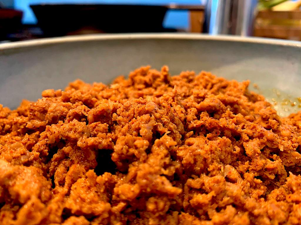 mexican taco keema